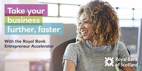Entrepreneur Accelerator Hub Tour - Glasgow  tickets