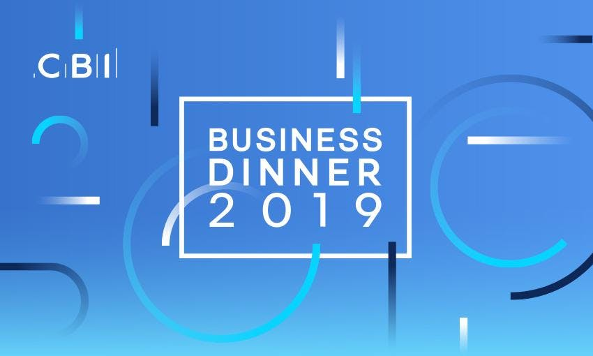 CBI Business Dinner - North Wales