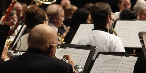 Newberg Community Band | Show tunes & classic band to Sousa marches