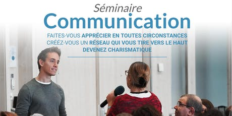 GENÈVE 2-3/05/2020 - Devenir un AS de la communication - Séminaire avec David Laroche billets