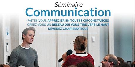 GENÈVE 19-20/06/2021 - Devenir un AS de la communication - Séminaire avec D billets