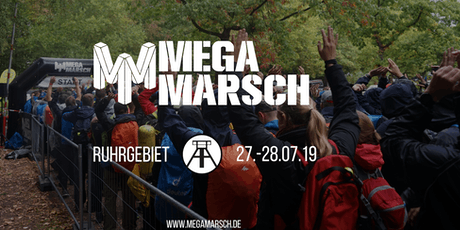 Megamarsch Ruhrgebiet 2019 tickets