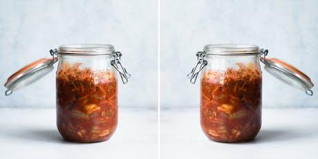 Fermented Veggies : Kimchi, Sauerkraut & more  tickets