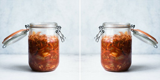 Fermented Veggies : Kimchi, Sauerkraut & more