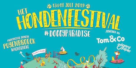 Het Hondenfestival - #DoggyParadise billets
