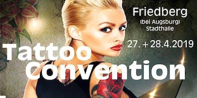 2.Tattoo Convention Friedberg bei Augsburg