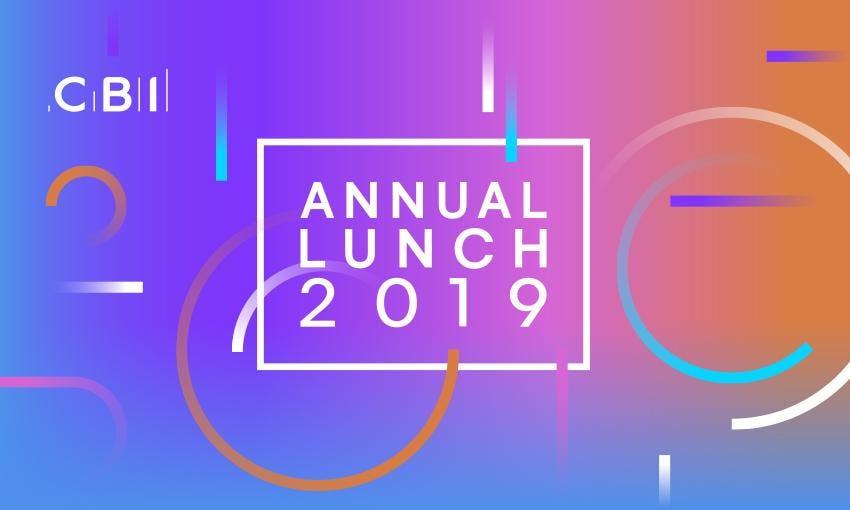 CBI Scotland Annual Lunch 2019