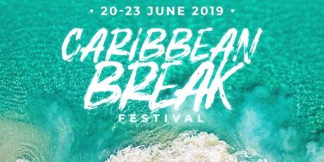 Caribbean Break: South of France Edition entradas