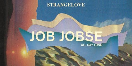 Strangelove at Woodstock with Job Jobse [Sold-out]