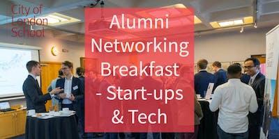 Alumni Networking Breakfast - Start-ups & Tech