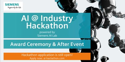 FINAL PITCHES // AI @ INDUSTRY HACKATHON