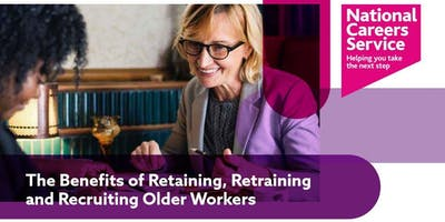 Supporting older workers - National Careers Service