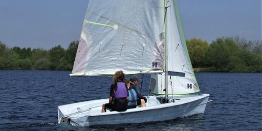 Hykeham Sailing Club Improver Sessions - Members & Affiliate Members Only - Saturdays 1.30pm