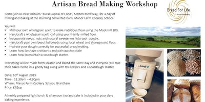 Artisan Bread Making Workshop