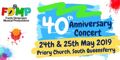 Forth Dimension Presents: 40th Anniversary Concert