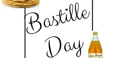Bastille Day Crêpes et Cidre