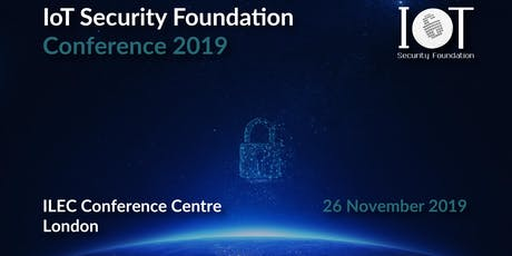 IoT Security Foundation Conference 2019 tickets