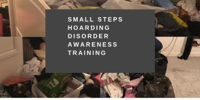 LLANDRINDOD WELLS - Small Steps Hoarding Awareness Training on16th May 2019