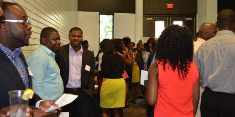The 2nd Social Mixer for Africans  in the Finance/Accounting Industry tickets