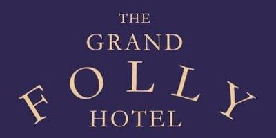 The Grand Folly Hotel - Deluxe Tipi