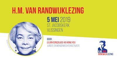 H.M. van Randwijklezing 2019