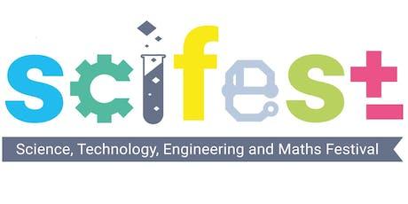SciFest Primary Day - General Admission Tickets tickets
