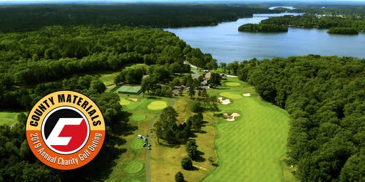 County Materials Charity Golf Outing 2019