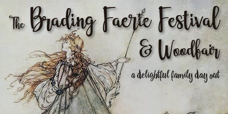 The Brading Faerie Festival & Woodfair tickets