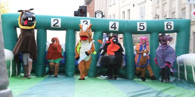 Panto Horse Derby Bank Holiday Race 2019