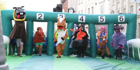 Panto Horse Derby Bank Holiday Race 2019 tickets