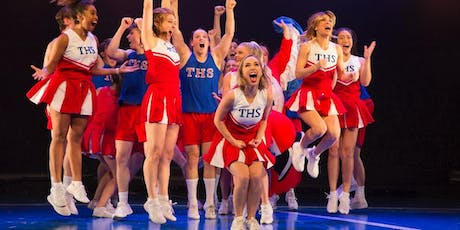 BRING IT ON THE MUSICAL returns to Melbourne tickets