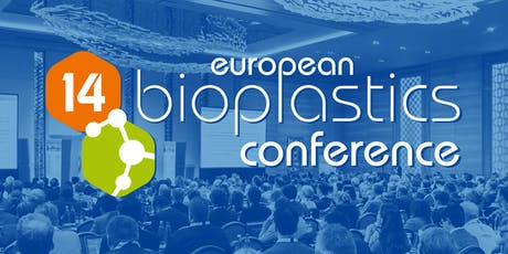 14th European Bioplastics Conference 2019 tickets