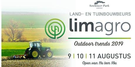 Limagro: De land-en Tuinbouwbeurs van Limburg tickets