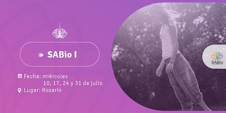 SABio Primer Nivel -Semanal- en julio, Rosario entradas