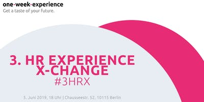 3. HR Experience X-Change