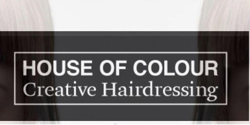Creative Cutting and Colour techniques with the House of Colour Creative Team (IHF)
