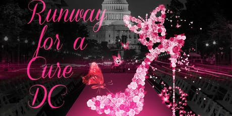 3rd Annual Runway For A Cure DC: ONLINE CASTING CALL tickets