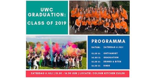 UWC Graduation: Class of 2019