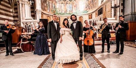 I Virtuosi dell'opera di Roma - Enchanting Opera Arias at Saint Paul within the walls Church tickets