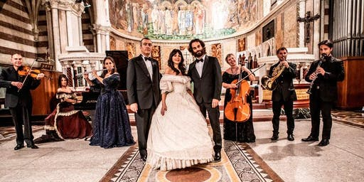 I Virtuosi dell'opera di Roma - Enchanting Opera Arias at Saint Paul within the walls Church