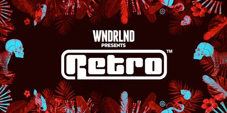 WNDRLND presents Retro with Paul Taylor tickets