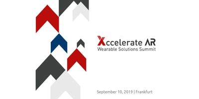 Xccelerate AR - Wearable Solutions Summit 2019
