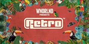 WNDRLND presents Retro with Paul Taylor