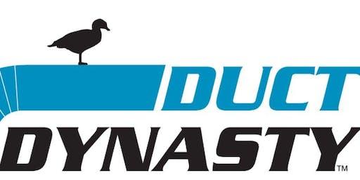 Duct Dynasty (.net) - November 7-8, 2019