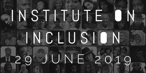 Pre-Conference Institute: Institute on Inclusion