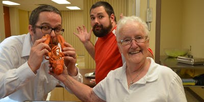 Lobster Dinner and Dance Fundraising Event