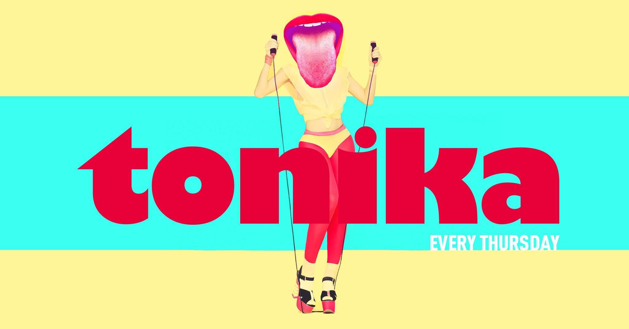TONIKA - The Yellow Bar