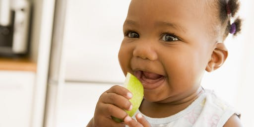 Introduction to Solid Foods - follow on, South Oxhey, 10:00 - 11:30, 27/06/2019