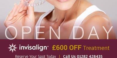Invisalign Open Evening- Free Teeth Straightening Scan