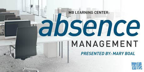 Absence Management tickets